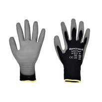 Gants PERFECT POLY BLACK