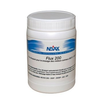 DECAPANT BRASURE FLUX 200  POT 250ML